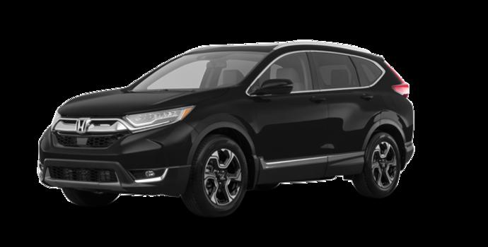 2018 Honda CR-V TOURING   Photo 6   Crystal Black Pearl