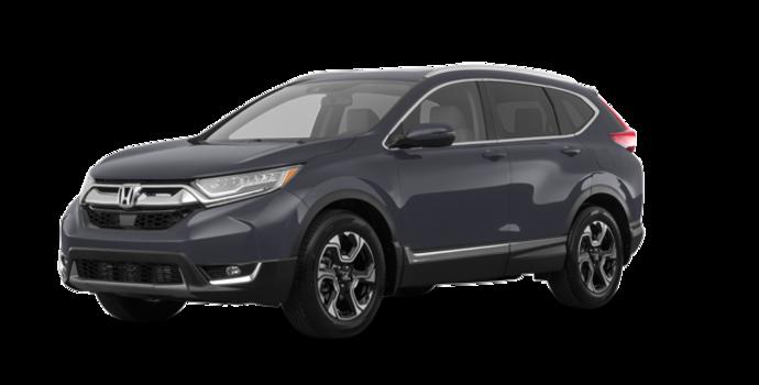 2018 Honda CR-V TOURING   Photo 6   Modern Steel Metallic