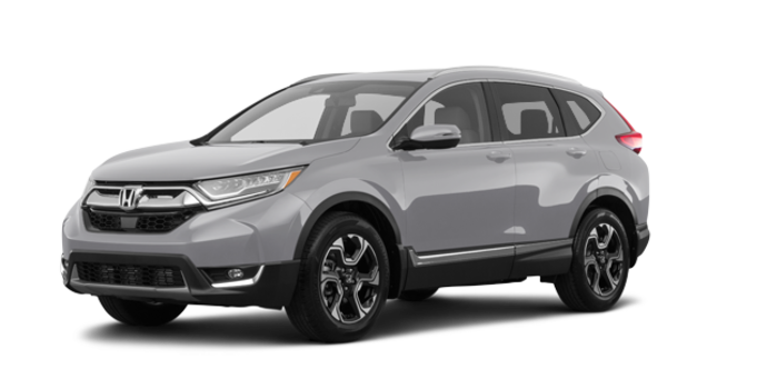 2018 Honda CR-V TOURING   Photo 6   Lunar Silver Metallic