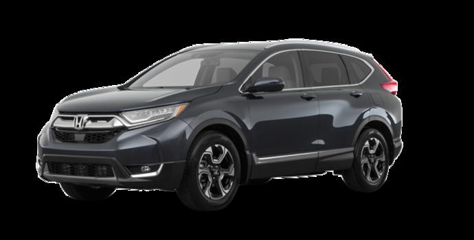 2018 Honda CR-V TOURING   Photo 6   Gunmetal Metallic