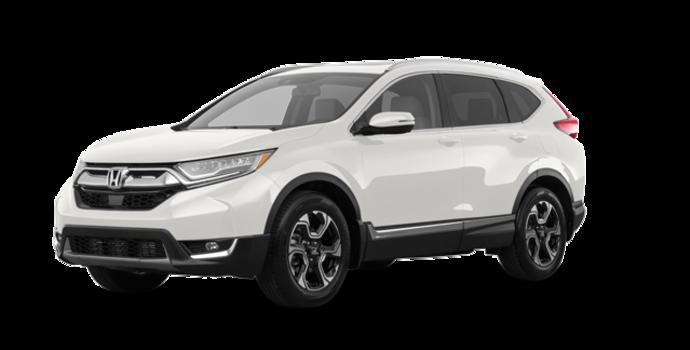 2018 Honda CR-V TOURING   Photo 6   White Diamond Pearl