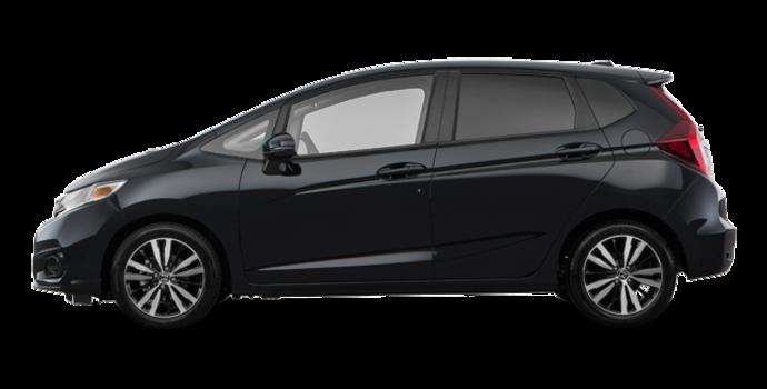 2018 Honda Fit EX-L NAVI | Photo 4 | Crystal Black Pearl