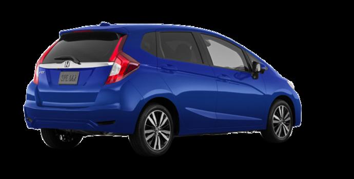 2018 Honda Fit EX-L NAVI | Photo 5 | Aegean Blue Metallic