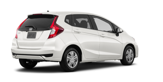2018 Honda Fit LX-SENSING | Photo 5 | White Orchid Pearl