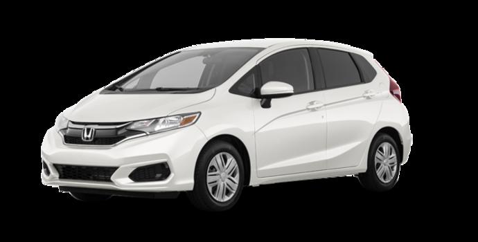 2018 Honda Fit LX-SENSING | Photo 6 | White Orchid Pearl