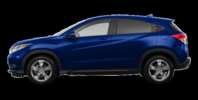 2018 Honda HR-V EX | Photo 4 | Aegean Blue Metallic