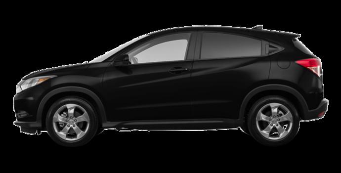 2018 Honda HR-V LX | Photo 4 | Crystal Black Pearl