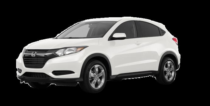 2018 Honda HR-V LX | Photo 6 | White Orchid Pearl