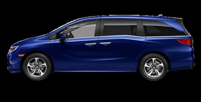 2018 Honda Odyssey EX-L NAVI | Photo 4 | Obsidian Blue Pearl