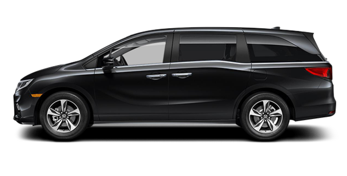 2018 Honda Odyssey EX-L NAVI | Photo 4 | Crystal Black Pearl