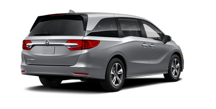 2018 Honda Odyssey EX-L NAVI | Photo 5 | Lunar Silver Metallic