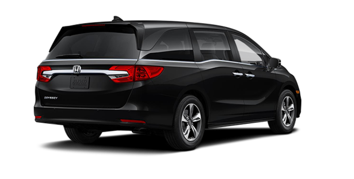 2018 Honda Odyssey EX-L NAVI | Photo 5 | Crystal Black Pearl