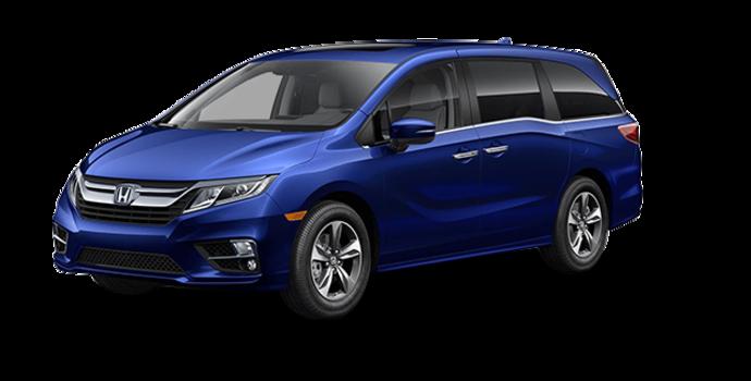 2018 Honda Odyssey EX-L NAVI | Photo 6 | Obsidian Blue Pearl