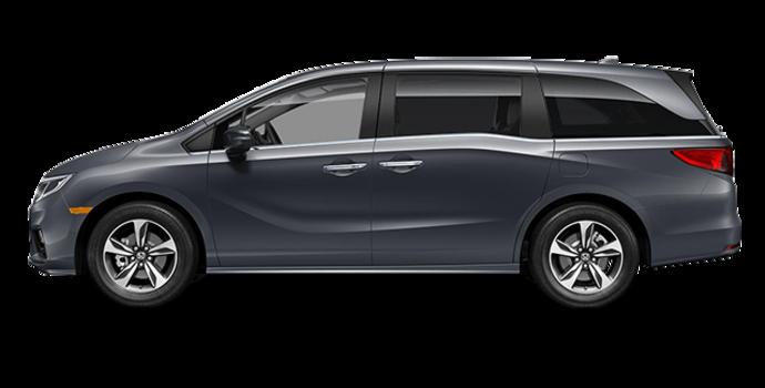 2018 Honda Odyssey EX-RES | Photo 4 | Modern Steel Metallic