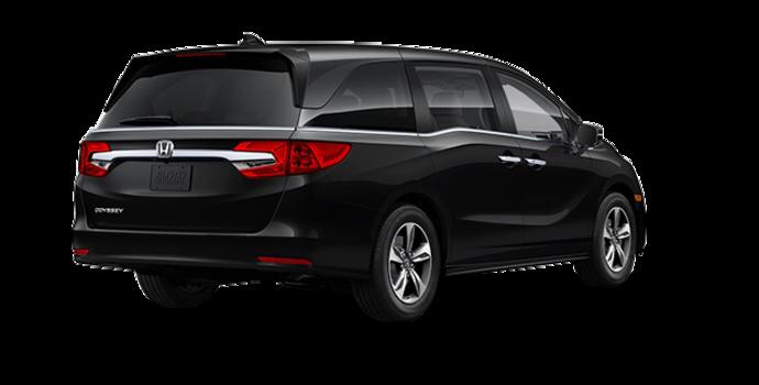 2018 Honda Odyssey EX-RES | Photo 5 | Crystal Black Pearl