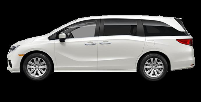 2018 Honda Odyssey LX | Photo 4 | White Diamond Pearl