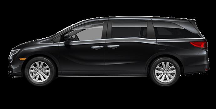 2018 Honda Odyssey LX | Photo 4 | Crystal Black Pearl