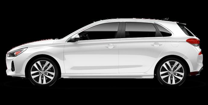 2018 Hyundai Elantra GT GL | Photo 4 | Polar White