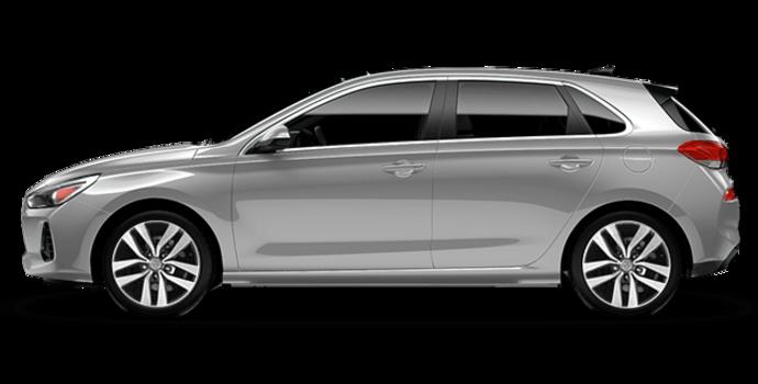 2018 Hyundai Elantra GT GLS | Photo 4 | Platinum Silver