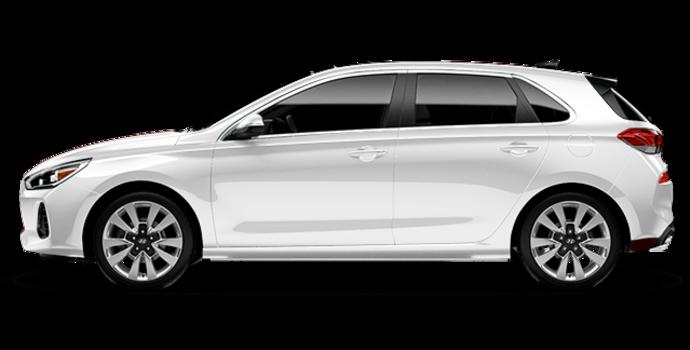 2018 Hyundai Elantra GT SPORT ULTIMATE | Photo 4 | Polar White