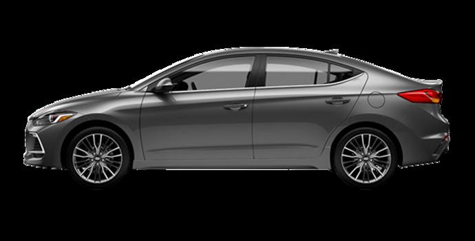 2018 Hyundai Elantra Sport BASE | Photo 4 | Iron Gray