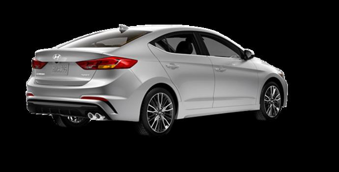 2018 Hyundai Elantra Sport BASE | Photo 5 | Platinum Silver