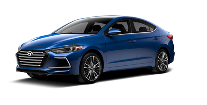 2018 Hyundai Elantra Sport BASE | Photo 6 | Marina Blue
