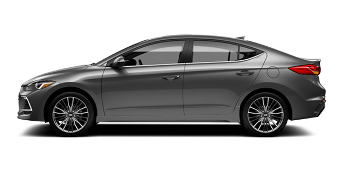 2018 Hyundai Elantra Sport TECH | Photo 4 | Iron Gray