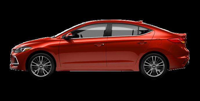 2018 Hyundai Elantra Sport TECH | Photo 4 | Phoenix Orange
