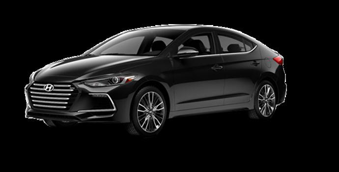 2018 Hyundai Elantra Sport TECH | Photo 6 | Space Black