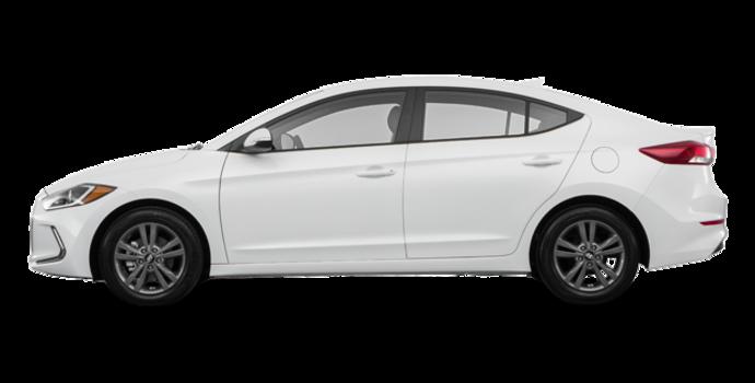 2018 Hyundai Elantra GL | Photo 4 | Polar White