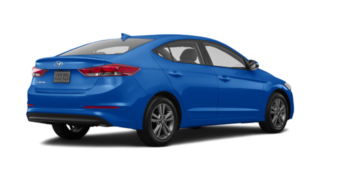 2018 Hyundai Elantra GL | Photo 5 | Marina Blue