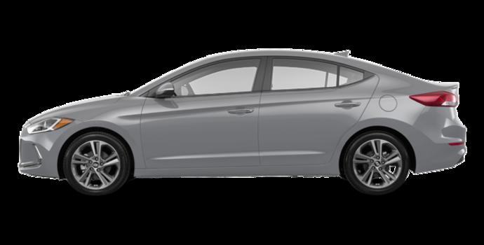 2018 Hyundai Elantra GLS | Photo 4 | Platinum Silver