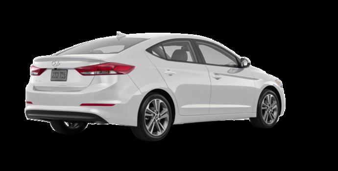 2018 Hyundai Elantra GLS | Photo 5 | Polar White