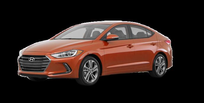 2018 Hyundai Elantra GLS | Photo 6 | Phoenix Orange