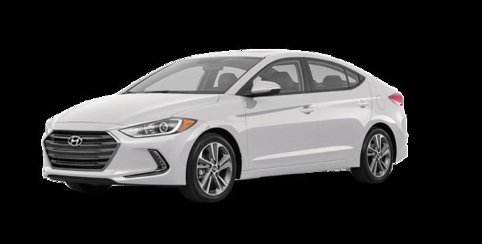 2018 Hyundai Elantra GLS | Photo 6 | Polar White
