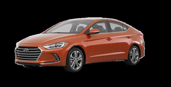 2018 Hyundai Elantra LIMITED | Photo 6 | Phoenix Orange