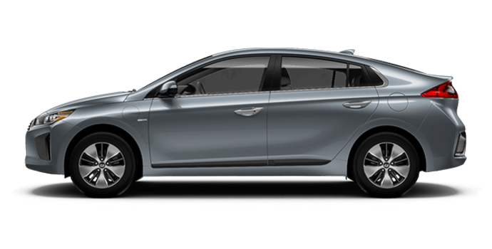 2018 Hyundai Ioniq Electric Plus LIMITED | Photo 4 | Aurora Silver