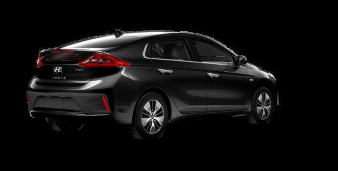 2018 Hyundai Ioniq Electric Plus LIMITED | Photo 5 | Phantom Black