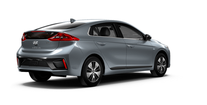 2018 Hyundai Ioniq Electric Plus SE | Photo 5 | Iron Grey