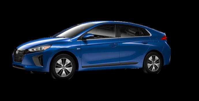 2018 Hyundai Ioniq Electric Plus SE | Photo 6 | Marina Blue