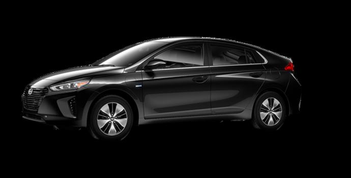 2018 Hyundai Ioniq Electric Plus SE | Photo 6 | Phantom Black