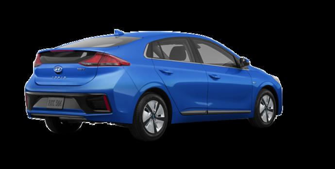 2018 Hyundai Ioniq Hybrid BLUE   Photo 5   Marina Blue