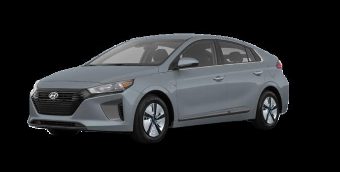 2018 Hyundai Ioniq Hybrid BLUE   Photo 6   Iron Grey