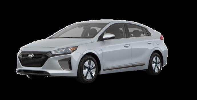 2018 Hyundai Ioniq Hybrid BLUE   Photo 6   Platinum Silver