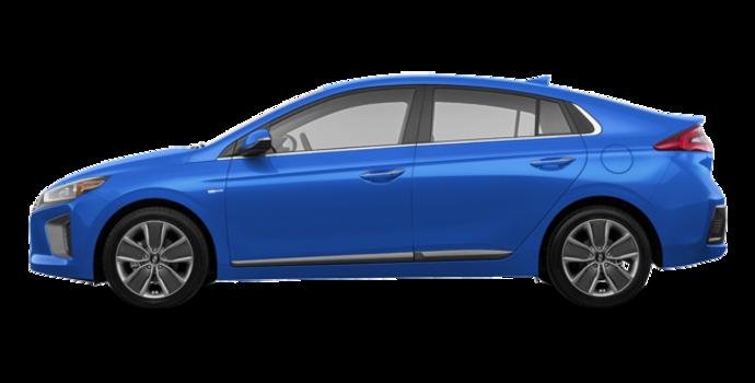 2018 Hyundai Ioniq Hybrid LIMITED/TECH | Photo 4 | Marina Blue