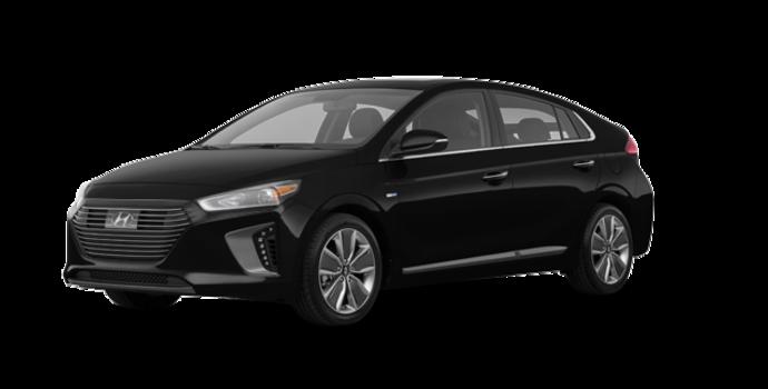 2018 Hyundai Ioniq Hybrid LIMITED/TECH | Photo 6 | Phantom Black