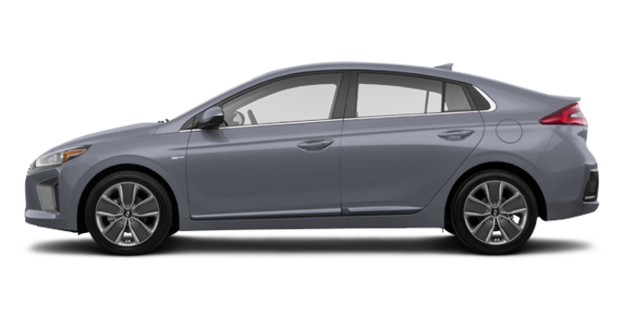 2018 Hyundai Ioniq Hybrid LIMITED | Photo 4 | Aurora Silver