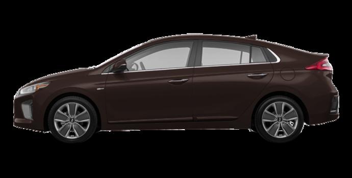 2018 Hyundai Ioniq Hybrid LIMITED | Photo 4 | Cafe Brown