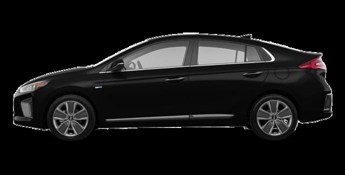 2018 Hyundai Ioniq Hybrid LIMITED | Photo 4 | Phantom Black